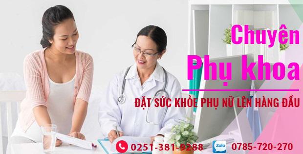 Địa chỉ điều trị bệnh tử cung ở Đồng Nai tốt và uy tín