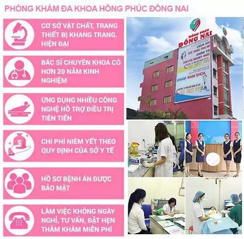 Khám và điều trị viêm phụ khoa ở đâu tốt, hiệu quả tại Biên Hòa