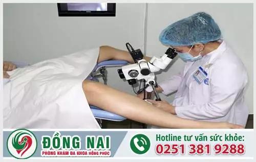 Phòng khám điều trị viêm âm đạo an toàn, uy tín nhất tại Biên Hòa