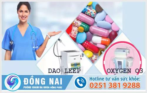 Phòng khám phụ khoa ở huyện Tân Phú an toàn và uy tín nhất
