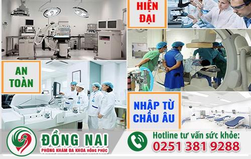 Phòng Khám Đa Khoa Hồng Phúc địa chỉ siêu âm phụ khoa uy tín tại Đồng Nai