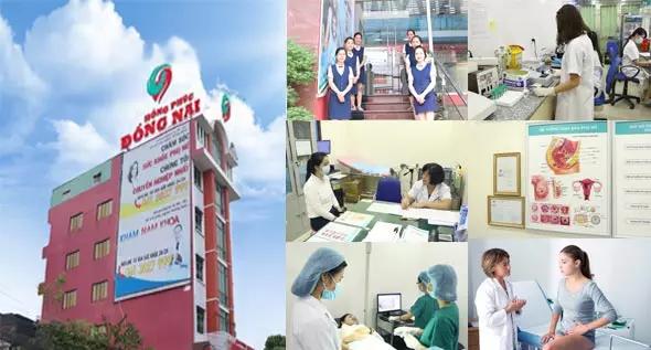 Phòng khám Đa khoa Hồng Phúc chuyên chữa viêm phụ khoa